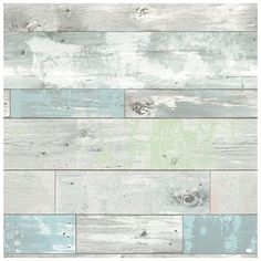 Wallpops 'Beachwood' Reusable Peel & Stick Vinyl Wallpaper (3.445 RUB) ❤ liked on Polyvore featuring home, home decor, wallpaper, grey, removing vinyl wallpaper, grey home decor, grey wallpaper, gray wallpaper and vinyl home decor