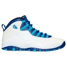 Men's Air Jordan Retro 10 CHA Basketball Shoes