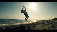 Chech out this awesome capoeira Clip!! Its amazing!! #capoeira #tricks #acrobatics #greece #hellas