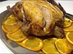 Pato a la Naranja (canard à l'orange) Chef Stefano Barbato - YouTube
