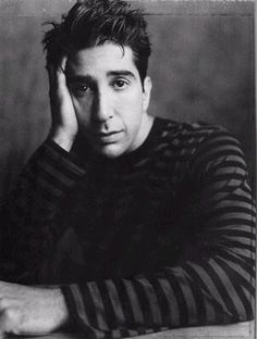 David Schwimmer - TV - Film - Ross.....  love this guy!