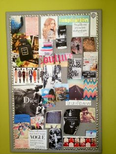 DIY: Inspiration Boards « Diy « Lifestyle « RTR On Campus