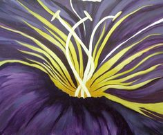 Bring a bit of your garden in with you with our Floral painting
