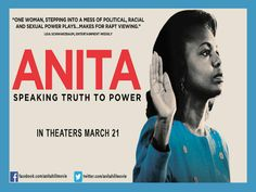 Exact Cities & Theaters Freida Mock's Anita Hill Documentary Will Play When It Opens Next Month (Mar 2014)