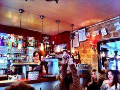 Café Crème in Paris