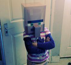 Minecraft Villager Mask