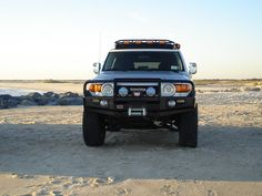 Amber ROOF marker lights - anyone installed any? - Page 2 - Toyota FJ Cruiser Forum