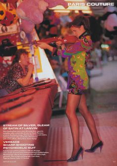 The allure of couture (Vogue UK 12-1990)