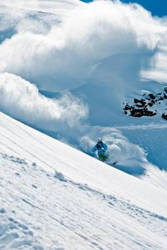 . #Skiing -- Find articles on adventure travel, outdoor pursuits, and extreme sports at http://adventurebods.com