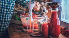 Why you should have your own passata making day