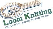 Central location for instructions and patterns for loom knitting.