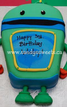 team umizoomi birthday cakes   Birthdays - Children ~ Sandy's Sweets