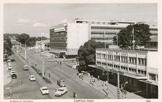 Kampala Road, Kampala. Uganda