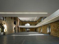 Nieto Sobejano Arquitectos, Roland Halbe · Moritzburg Museum Extension