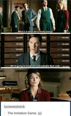 The Imitation Game Alan Turing The Enigma, Orwell Quotes, Life Moves Pretty Fast, Photography Movies, The Imitation Game, Movies 2014, Benedict Cumberbatch Sherlock, Enola Holmes, Fictional World