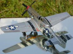 1/72 Tamiya P-51D Mustang by Zdenek Fabik