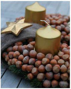 Getting ready for Christmas { advent wreath ideas } - craftaliciousme