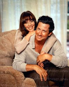 Charles Shaughnessy Family Photos
