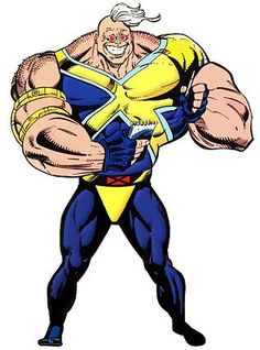 Guido Carosella, the aptly-named Strong Guy Marvel Comic Character, Marvel Characters, Fictional Characters, Marvel Heroes, Marvel Comics, Strong Guy, Ultimate Marvel, Comic Tattoo, Comic Books Art