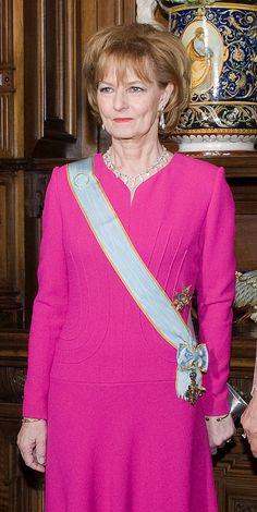 Margareta, Crown Princess of Romania Romanian Royal Family, Casa Real, First Daughter, The Heirs, Kaiser, Royal Style, Royal Fashion, Descendants, Royal Families