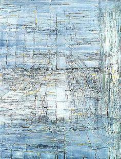 Vieira da Silva (1908-992, artiste portugaise)