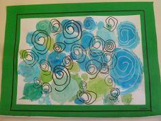 Graphisme: Les spirales
