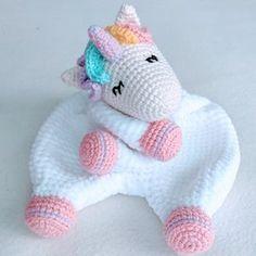 PATTERN ONLY Sleepy Comforter bundle crochet lovey crochet | Etsy Crochet Lovey Free Pattern, Crochet Unicorn Pattern, Crochet Sheep, Chunky Crochet, Crochet Toys Patterns, Amigurumi Patterns, Stuffed Toys Patterns, Crochet Baby, Amigurumi Doll