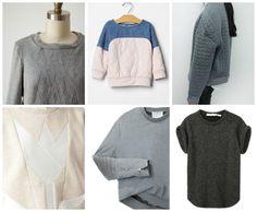 Inspo: Sweatshirts