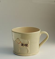 Hogben Pottery Best sellers 2012. I think I must find this. Reminds me of my childhood dog!