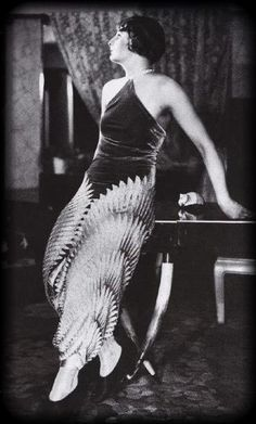 Paul Poiret Harem Pants   Mid-Century Love: 1930s Fashion History &…