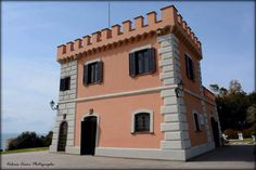 Il castelletto. Città di Nettuno