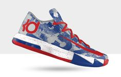 newest 6f09e ca845 Kevin Durant is the 2014 NBA MVP, and NIKEiD is celebrating with a special  edition of his Nike KD VI. Easy Money Sniper s first MVP award has inspired  the ...