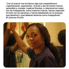Primer puesto en categoría de de Servicios   2012   Fundación Carvajal   Cali #citi #citibank #cali #colombia www.premiocitialmicroempresario.com