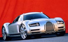 Audi Project Rosemeyer concept car from 2000