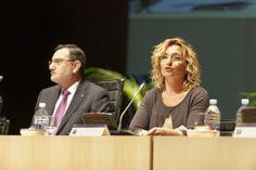 Parlament de Cristina Pauner Chulvi, Degana de la Facultat de Ciències Jurídiques i Econòmiques