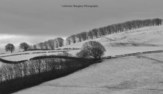 I was reminded today of some shots  I had taken last winter.  This can be seen as you drive into the town of Dumfries from Moffat in Scotland