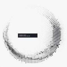 минимальный полутонов фона круговой кадр Бесплатные векторы