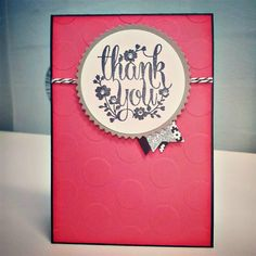 A Whole Lot Of Lovely, Chlo's Craft Closet, Stampin' Up!