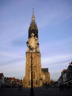 Mooiste kerken van Nederland: Nieuwe Kerk (Delft)