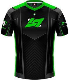 """Download Check out this @Behance project: """"JERSEY ESPORT TEAM ..."""