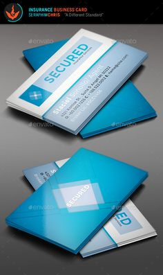 Political business card template 2 card templates business cards secured insurance business card template colourmoves