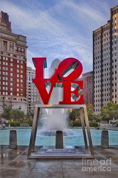 Love Park - Philadelphia
