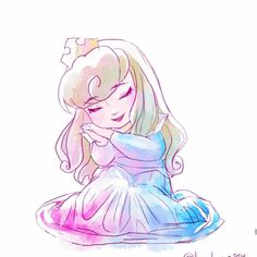Disney Fan Art, Disney Love, Disney Magic, Disney Pixar, Disney Ideas, Disney Stuff, Princes Aurora, Disney Princess Aurora, Disney Princesses