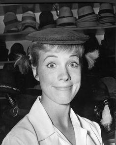 Julie Andrews. Yes.