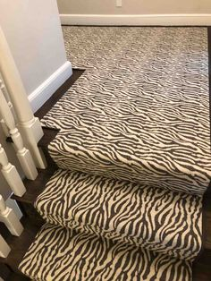 53 Best Animal Print Stair Runners Images In 2019 Stair