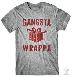 Gangsta Wrappa!