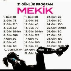 mekik spor karın eritme – tuna – Real Time – Diet, Exercise, Fitness, Finance You for Healthy articles ideas Fitness Diet, Health Fitness, Fitness Goals, Sport Treiben, Sit Ups, Body Challenge, Squat Challenge, Waist Workout, Weight Loss Before