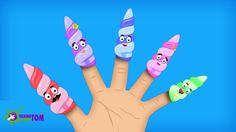 Finger Family Collection   Lollipop Finger Family Songs   The Finger Family Lollipop Nursery Rhyme