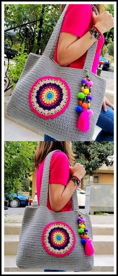 Style Crochet Ideas And Designs top design of crochet bag Crochet Patterns (Visited 3 times, 1 visits today) Bag Crochet, Crochet Diy, Crochet Handbags, Crochet Purses, Crochet Gifts, Crochet Shawl, Crochet Clothes, Crochet Stitches, Crochet Ideas