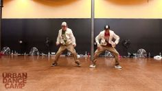"Hilty & Bosch :: ""Catgroove"" by Parov Stelar (Choreography) :: Urban Dance Camp    AMAZING isolations"